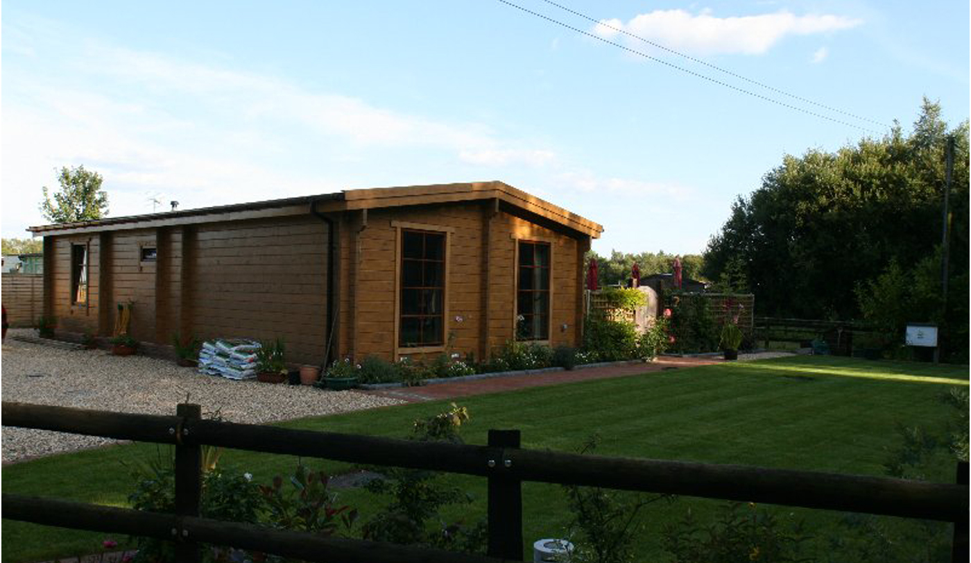 Mobile Home Log Cabins Mobile Homes Finestam Log Cabins Uk
