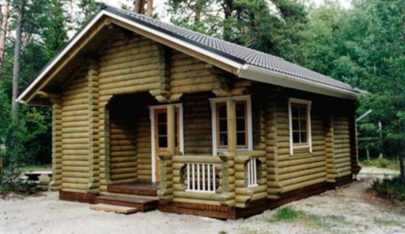 Log Cabin Tea 1 Finestam Log Cabins Uk